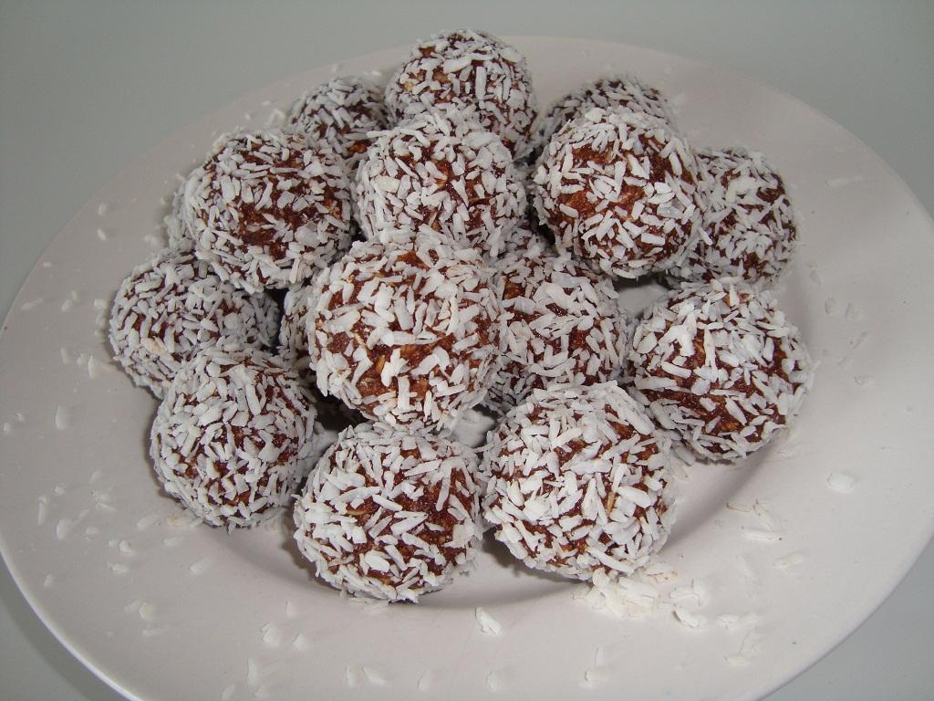 chokladbollar 7 sorters kakor