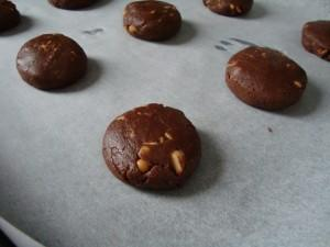 Nutellacookies bild 1