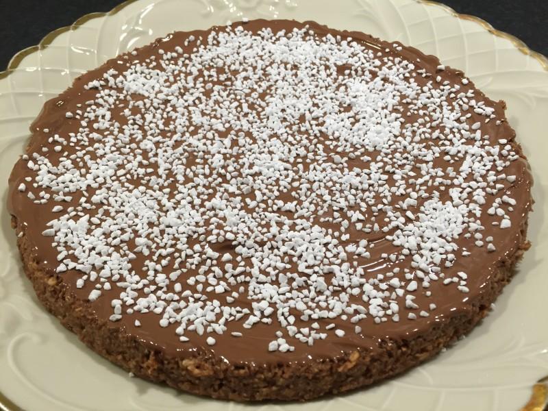 Chokladbollskaka 2