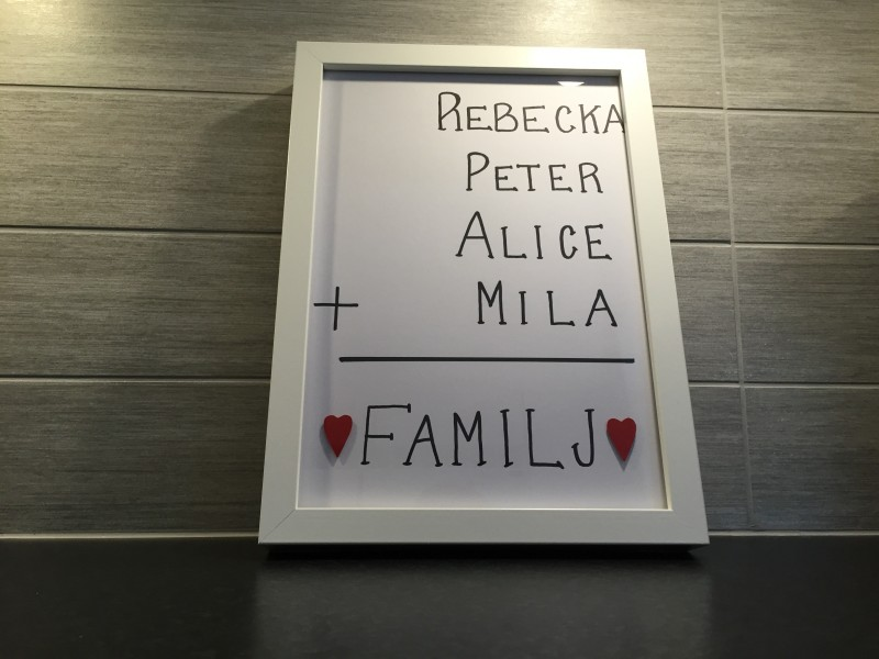 Familjetavla