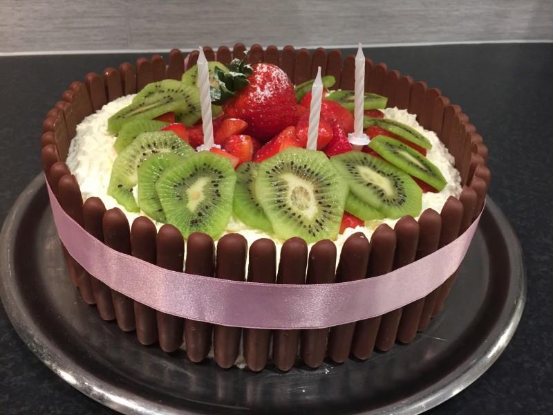 Tårta till 3-åringen