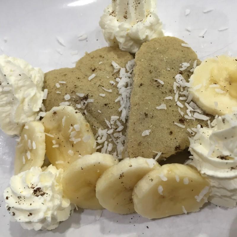 Bananpannkaka i ugn 5