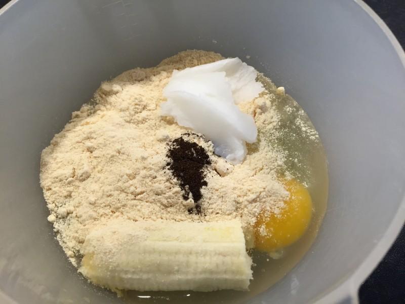 Bananpannkaka i ugn